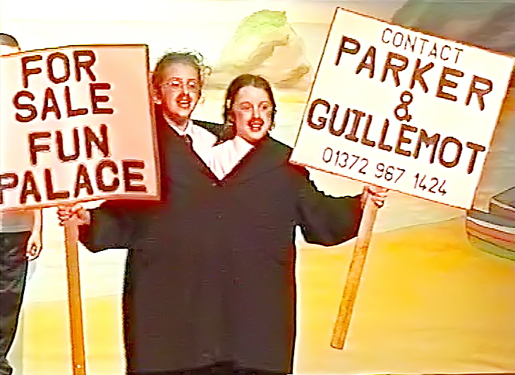 Parker and Gullemot - the Dazzle Bay estate agents