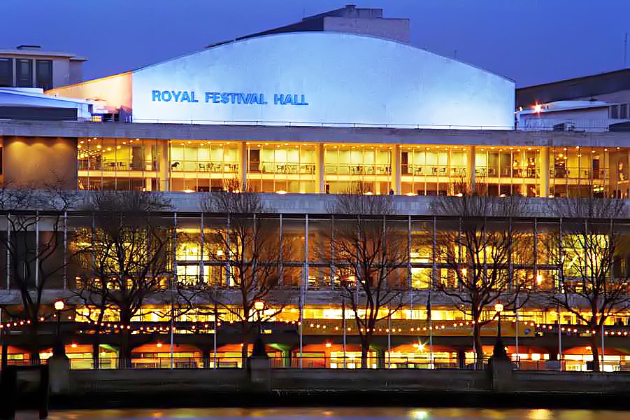 Songs from Dazzle the musical are to be performed at The Royal Festival Hall
